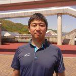 高知水泳連盟理事長 堤知之さん