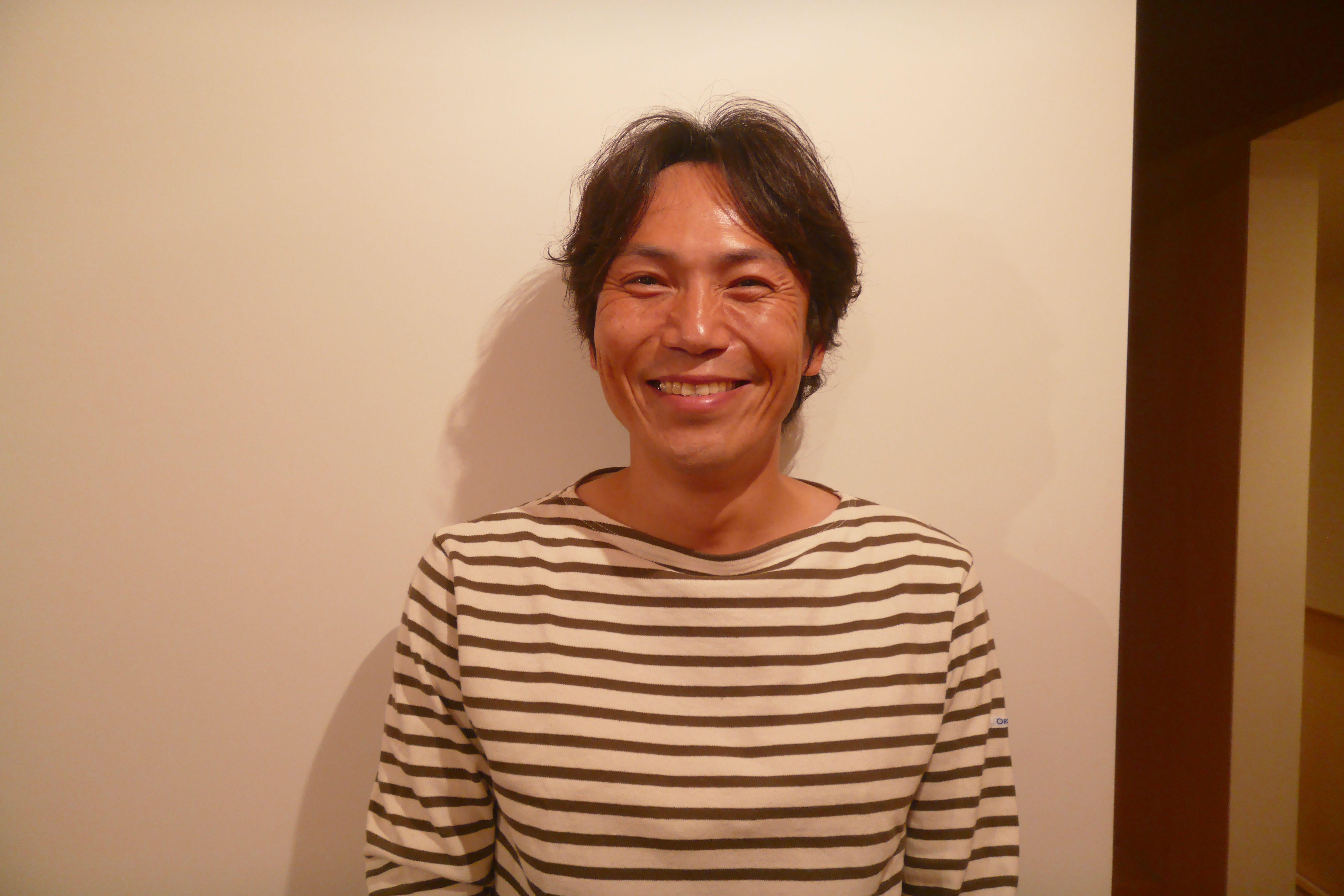 よさこいチーム「だるま」代表 岡内諭さん