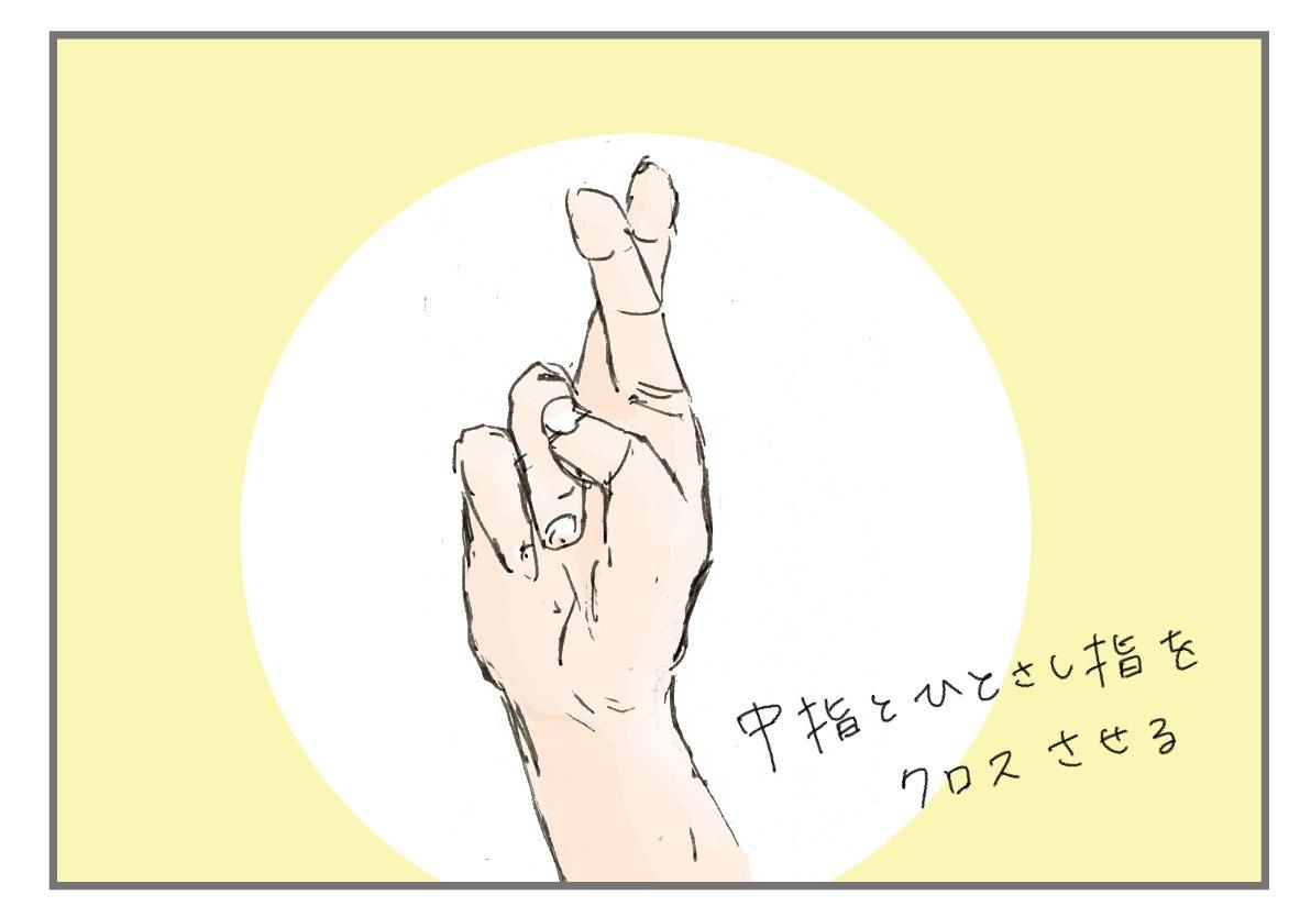 サイン 意味 フィンガー