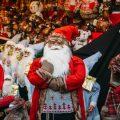 イギリス・マンチェスターのクリスマスマーケット